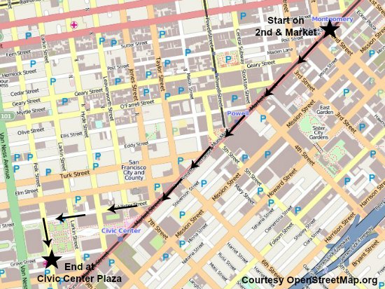 parade map in sf