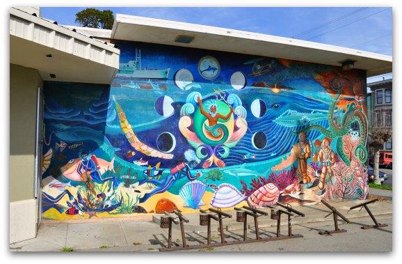 san francisco mural garfield park