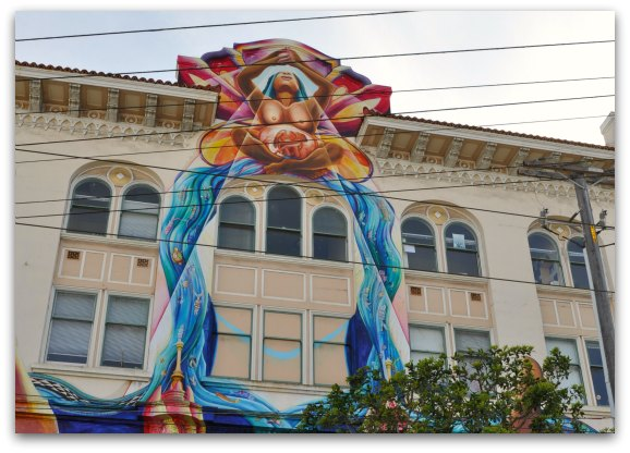 mission district murals womens building