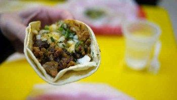 Mission Taco Tasting