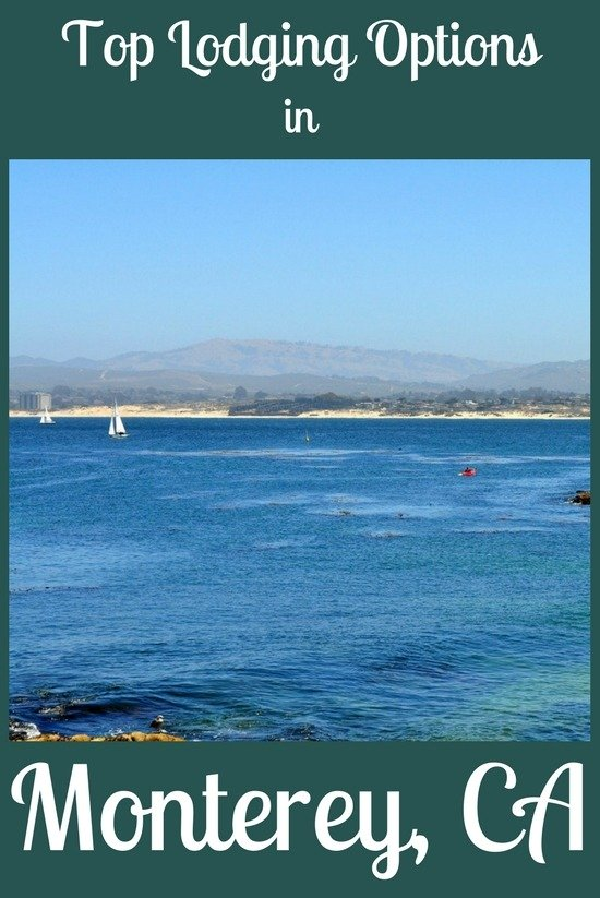 Monterey Accommodations