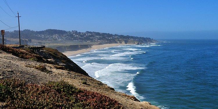 Monterey Beach Vista Point