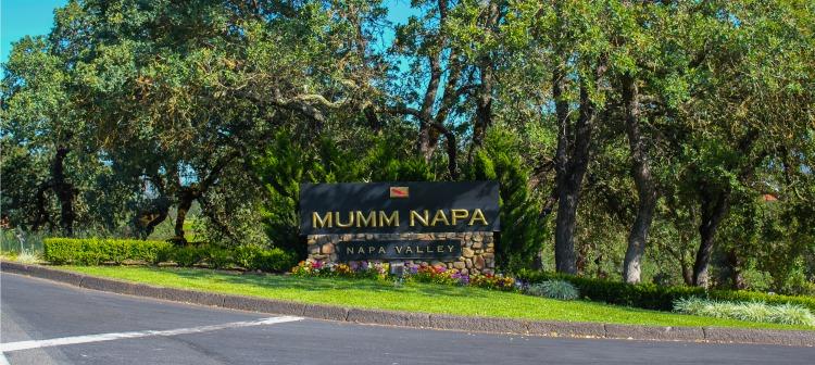 Mumm in Napa