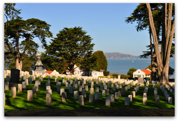 national cemetery sf