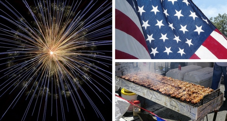 North Bay Fourth of July Celebrations
