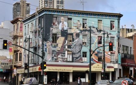 north beach mural building
