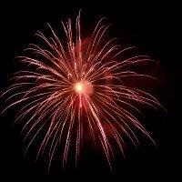 NYE Fireworks SF