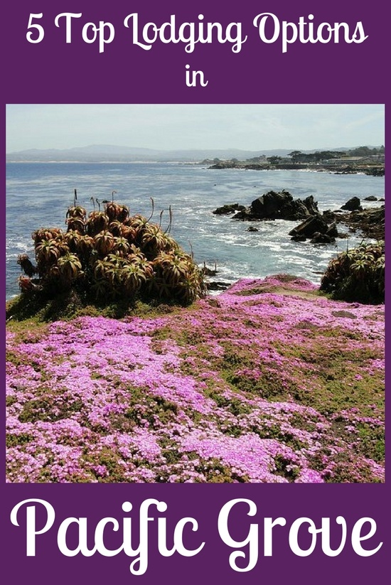 Pacific Grove Lodging: 5 Top Rated Finds