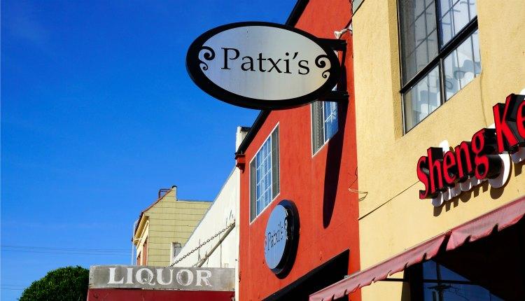 Patxi's in SF