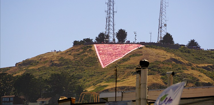 Pink Triangle SF Pride