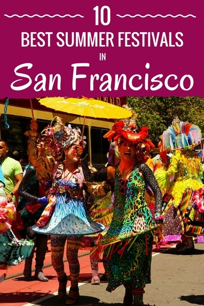 SF Summer Festivals: 10 Top Picks