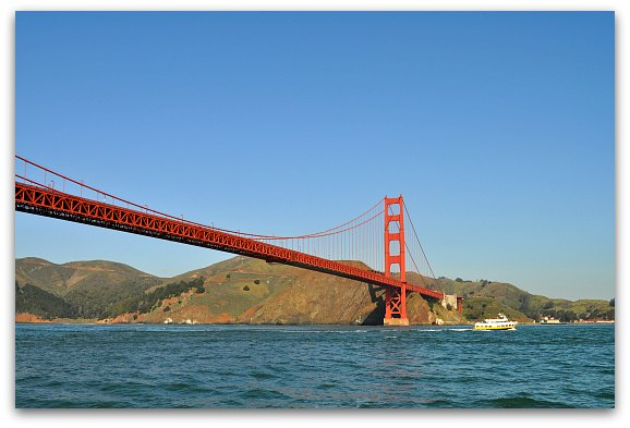 San Francisco Bay Boat Tours