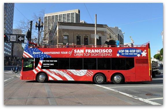 san francisco bus tours