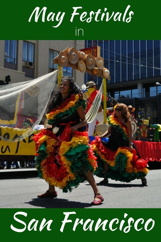 San Francisco Festivals in May: Calendar of Upcoming Annual Events