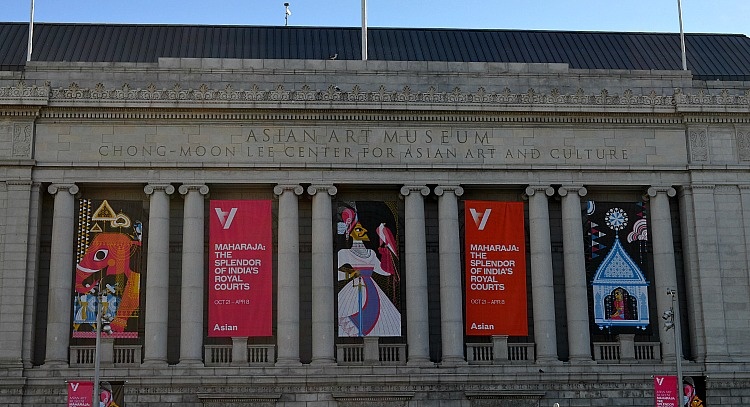San Francisco Museum Exhibits: Asian Art Museum
