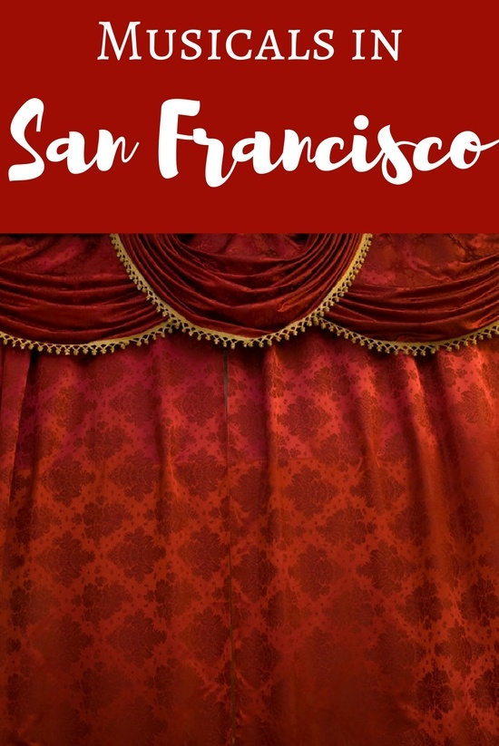 San Francisco Musicals: Schedule of Upcoming Shows