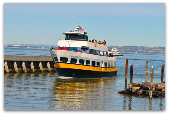 Sausalito Ferry Schedule For Fisherman S Wharf Other Tips