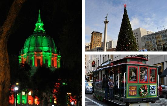 SF Bay Area Christmas Ideas