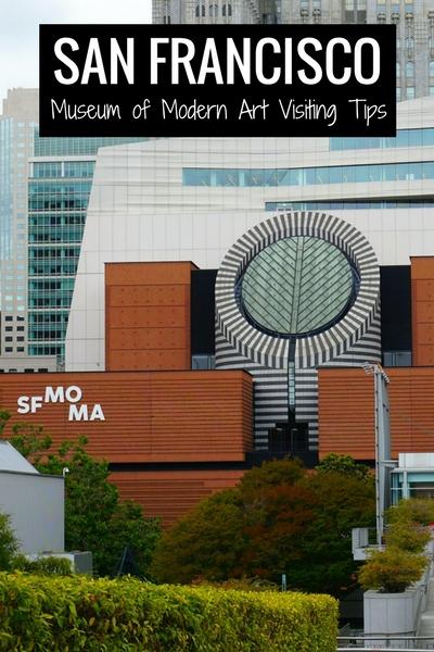 Sf Museum Of Modern Art Visiting Tips
