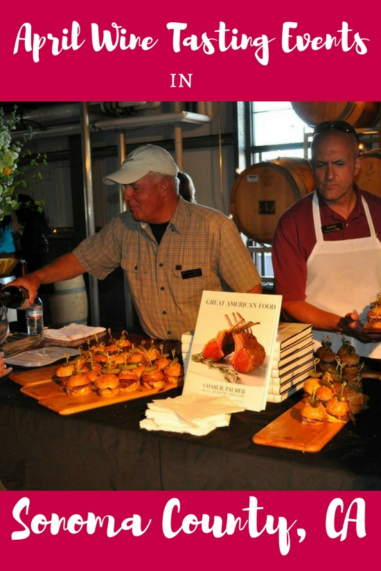 Sonoma County Wine Events in April: Sample the Best Local Wines