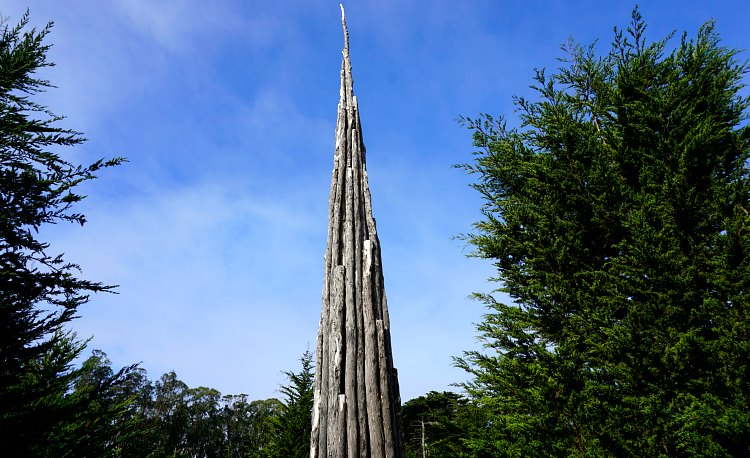 Spire in San Francisco's Presidio