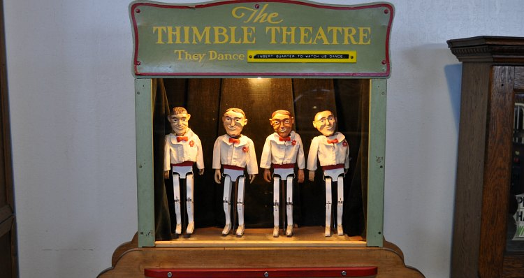 thimble theater