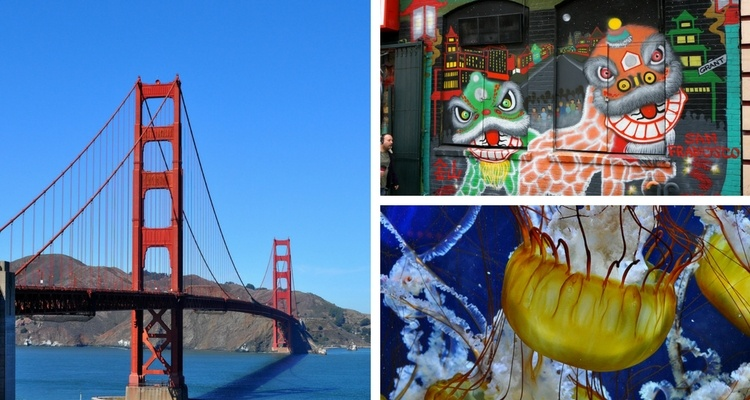 Top Attractions in SF