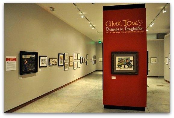 chuck jones traveling exhibit