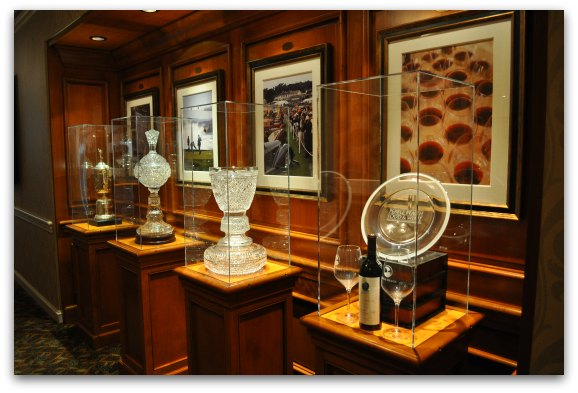 trophies pebble beach