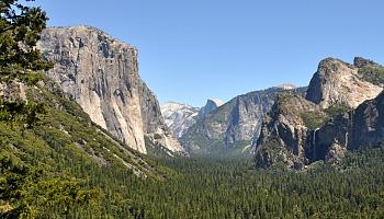 Yosemite July Tours