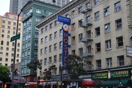 youth hostel in sf