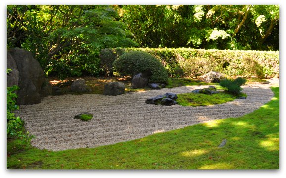 zen garden in san francisco