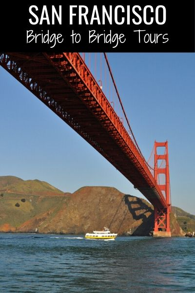 Bridge to Bridge Cruise: See Both the Golden Gate Bridge and the Bay Bridge on One Tour