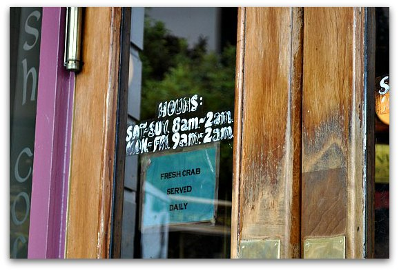 The hours of operation for the Buena Vista Cafe in San Francisco