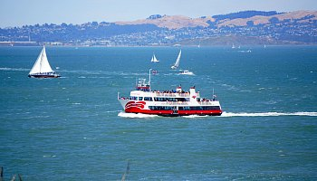 Cruises around the SF Bay