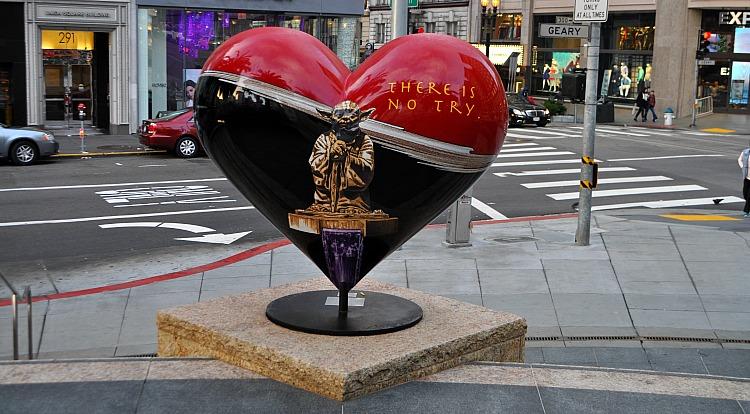 Union Square Hearts