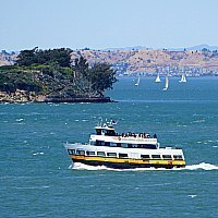 Cruises on the SF Bay