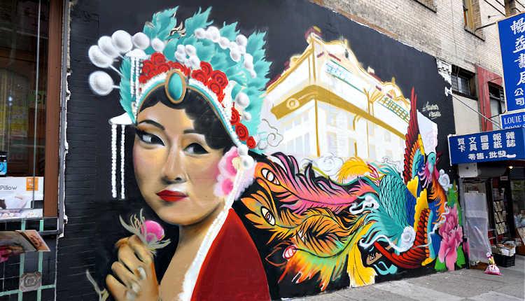 Chinatown Murals