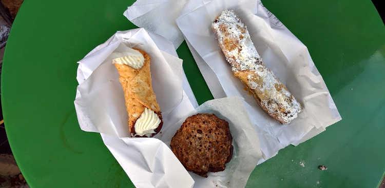North Beach Desserts