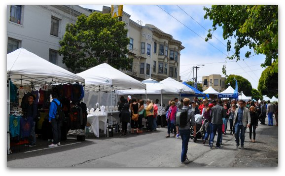 North Beach Festival in Little Italy