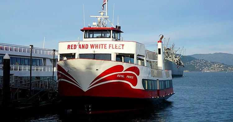 Red & White Fisherman's Wharf Cruise