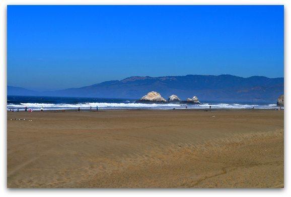 San Francisco's Ocean Beach