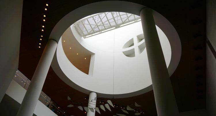 SF MOMA Lobby