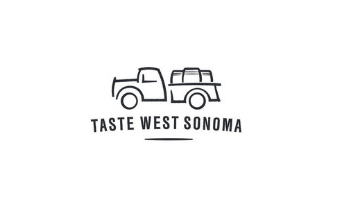 Taste West Sonoma Logo
