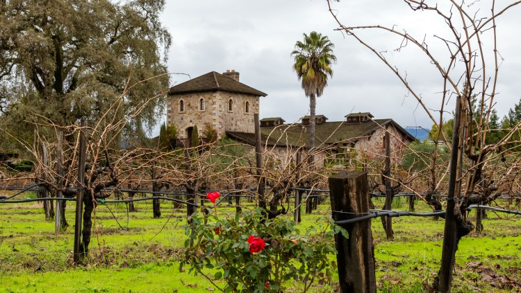 V. Sattui Winery in Napa