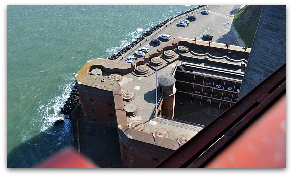 Fort Point in SF's Presidio