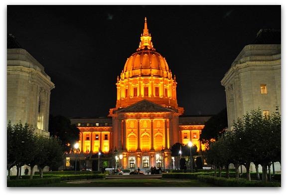 Giants City Hall San Francisco