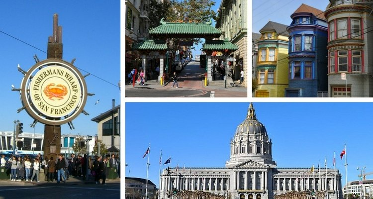 San Francisco Districts: Top 10 to Visit