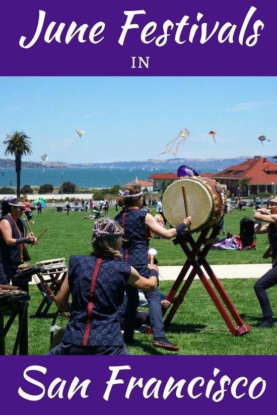 San Francisco Festivals in June: Street Fairs, Wine Tasting & More