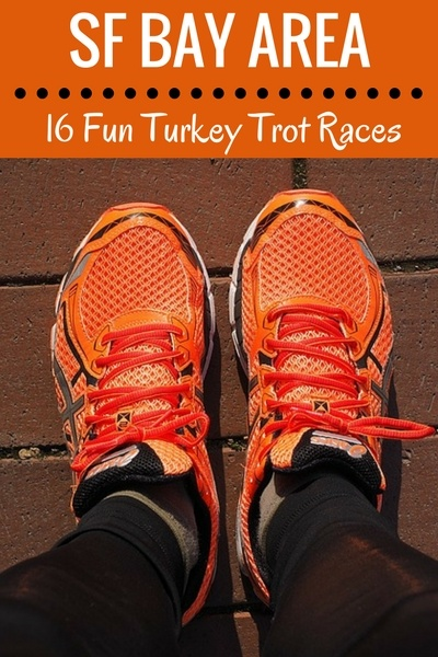 Turkey Trots in SF: 16 Fun Thanksgiving Day Runs
